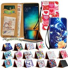 For Xiaomi Mi/Redmi Models SmartPhone Flip Stand Card Wallet Leather Cover Case