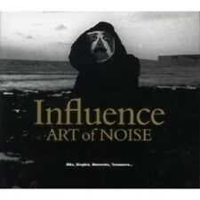 "ART OF NOISE ""BEST OF - INFLUENCE"" 2 CD NEW+"