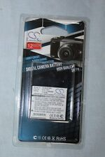 CAMERON SINO Batterie  Kodak EasyShare M340, EasyShare M341 CS-KLIC7001