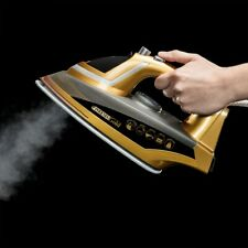 JML Phoenix Gold Iron With Built-In Steam Generator & Ceramic Sole Plate 2200W