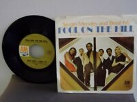 """Sergio Mendes & Brasil '66,A&M,""""Fool On The HIll"""",US,7""""45 w P/S,latin jazz,Mint-"""