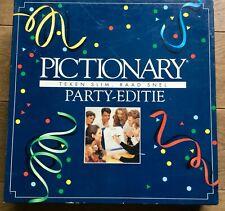 pictionary Party  editie Nederlandstalig, compleet