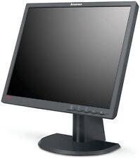 """Mix Lenovo IBM HP SAMSUNG Cheap 19"""" COMPUTER PC TFT LCD Monitor Display VGA DVI"""