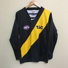 Richmond Tigers 2002 Long Sleeve Guernsey AFL Football Jumper Adult Mens Small