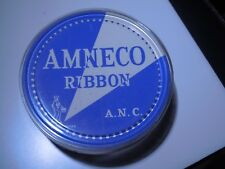 Amneco Vintage Typewriter Ribbon Black Red In Original Box Unused As Pictured