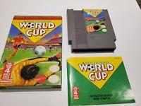 NINTENDO WORLD CUP - CIB