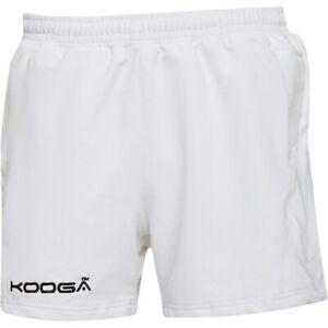 CLEARANCE: Kooga Rugby Antopodean II Shorts - White XL