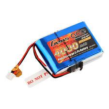4000mAh 2S 7.4V RX Lipo RC Battery Pack For Spektrum DX9 DX8 DX7S Transmitter