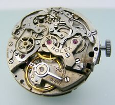Vintage Valjoux 22 complete Chronograph two registers movement ,running