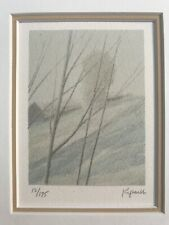 Robert Kipniss - Limited Edition Lithograph - Landscape - Signed and Numbered