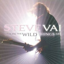 Steve Vai - Where The Wild Things Are [CD]