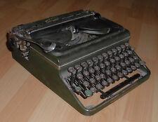 büro schreibmaschine reise schreib maschine triumph norm 6 alt top deko 40er