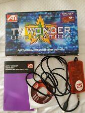 ATI TV Wonder USB Tuner