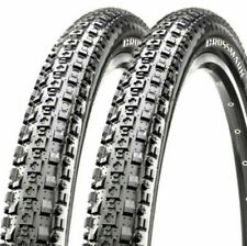 2 x MAXXIS Crossmark Mountain Bike Bicycle Cycling Tyre 26 x 2.1