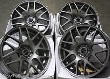 "18"" G DARE X2 ALLOY WHEELS FITS RENAULT VOLVO PEUGEOT MERCEDES BENZ 5X108 ONLY"