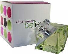 BELIEVE By Britney Spears 3.4 3.3 oz 100 ml Women Perfume EDP Spray New In Box