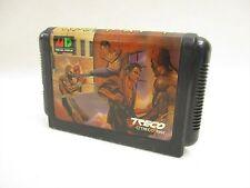 Mega Drive STREET SMART Cartridge Only Sega Japan Game mdc