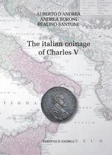 HN Novità D'Andrea, Boroni, Santone Le monete italiane di Carlo V