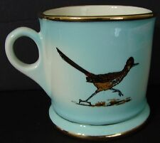 Road Runner Coffee Cup Mug Imperial Pottery Joplin Hand Painted Kitsch