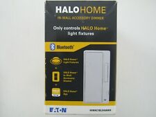 HALO Home In Wall Accessory Dimmer HIWAC1BLE40AWH NEW SHIPS FREE