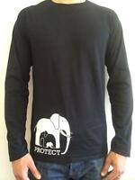 The David Sheldrick Wildlife Trust's PROTECT Men's Long Sleeve T-Shirt