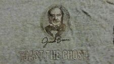 Jim Beam Ghost Whiskey Women's Promo Shirt (Toast the Ghost) - Grey - Small -