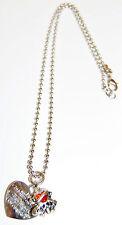 10 x Ed Hardy Jewellery 'Love Kills Slow' Necklace Job Lot x10