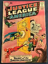 Justice League Of America #2  Jan 1961