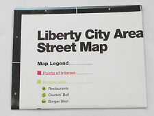 Grand Theft Auto IV Street and Subway Map for PlayStation 3 PS3