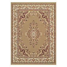 Oriental Weavers Keshan Rug Runner Machine Woven Traditional 100 Polypropylene 112 J 180 X 270 Cm