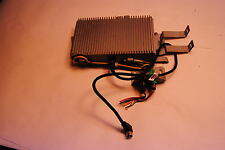 Saab 9-3 Radio Amplifier Amp Part 4712626 with DIN cable & bracket 4232807