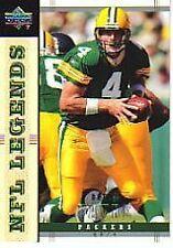 2004 Upper Deck Brett Favre #32 Football Card