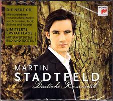 Martin STADTFELD Deutsche Romantik SCHUMANN Waldszenen BRAHMS Intermezzi WAGNER