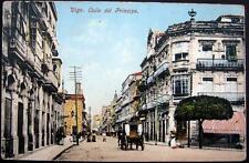 SPAIN ~ ESPAGNE ~ 1911 VIGO   (GALICIA)  CALLE DEL PRINCIPE ~