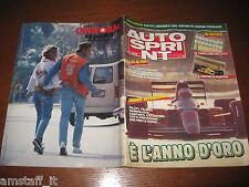 AUTOSPRINT 1990/10=SIERRA COSWORTH 4X4=NASCAR=RALLY VAL D'AOSTA=