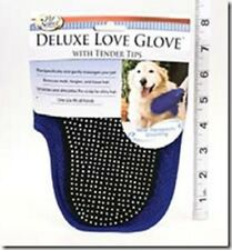 Deluxe Love Glove with Tender Tip for Dogs Grooming Brush