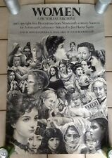 Rare WOMEN A Pictorial Archive 19th Century Sources By Jim Harter Poster