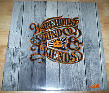"""NEW RARE Warehouse Sound Co & Friends Vol III 12"""" SEALED Not For Sale FREE US SH"""