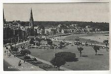 Esplanade - Rothesay Photo Postcard c1950 / Bute