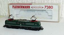 Fleischmann 7380 piccolo E-Lok BR 151 032-0 DB OVP Spur N guter Zustand