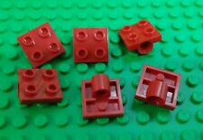 *NEW* Lego Bulk Red Tow Ball Axle Connectors for Cars Trucks 6 pieces