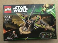 LEGO STAR WARS 75024- HH-87 Star Hopper- New in factory sealed box 2013
