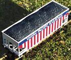 PIKO G SCALE 2-BAY HOPPER CAR LOAD  36312