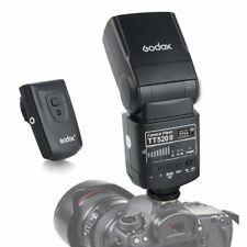 Godox TT520 II Blitzlicht Speedlite mit Transmitter für Canon Nikon Olympus DLSR
