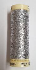Gutermann Thread Metallic Effect Sparkling Glitter Thread 50m Reels