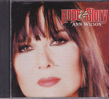 Ann Wilson-Hope&Glory cd album