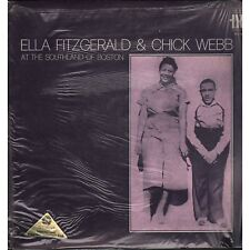 Ella Fitzgerald & Chick Webb ‎Lp Vinile At The Southland Of Boston Durium Nuovo