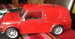 Tamiya Mini van M05 m06 M03 3racing MTC 210mm