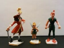 Disneykins Play Set Marx Toys Disney Peter Pan characters Celluloid
