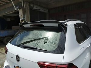 One Carbon VW Tiguan Trunk Spoiler OE Type 2017+